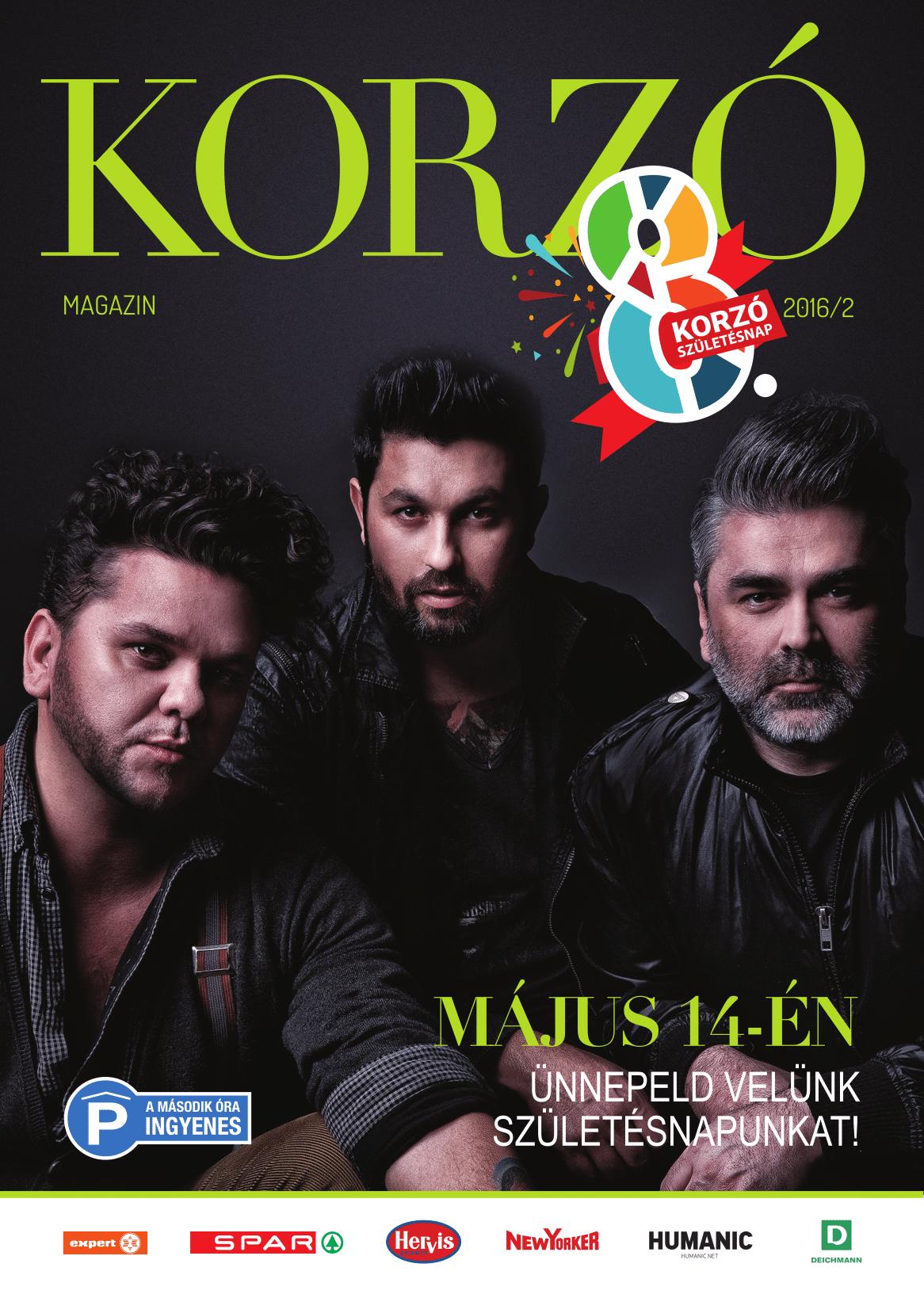 Korzó Magazin - 2016 2 c41432e308